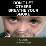 TABAKU CREAMY ORANGE