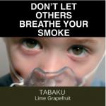 TABAKU LIME GRAPEFRUIT